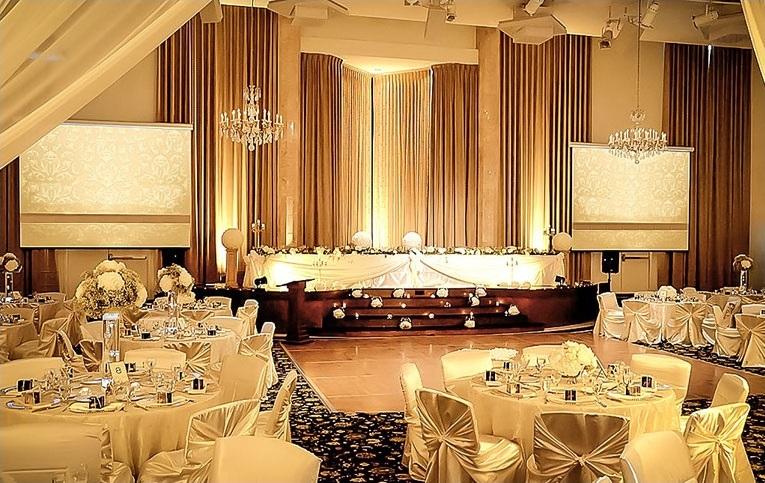 Interior Designing For Banquet Hall Delhi Ncr