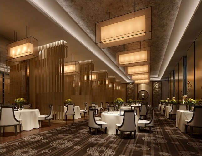 Interior designing for banquet hall delhi ncr for Hall interior images