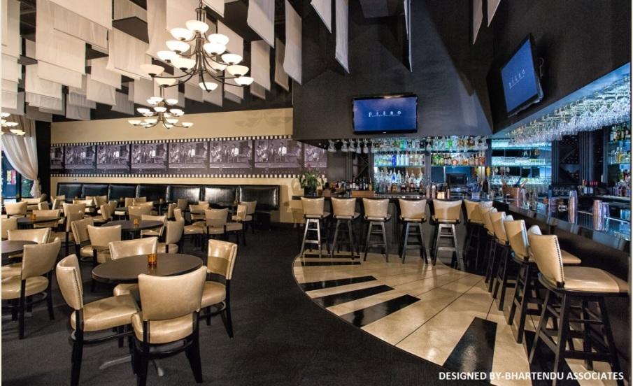 Interior Designing For Pubs | Delhi & NCR