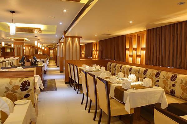 Interior designing for fine dining restaurants delhi ncr