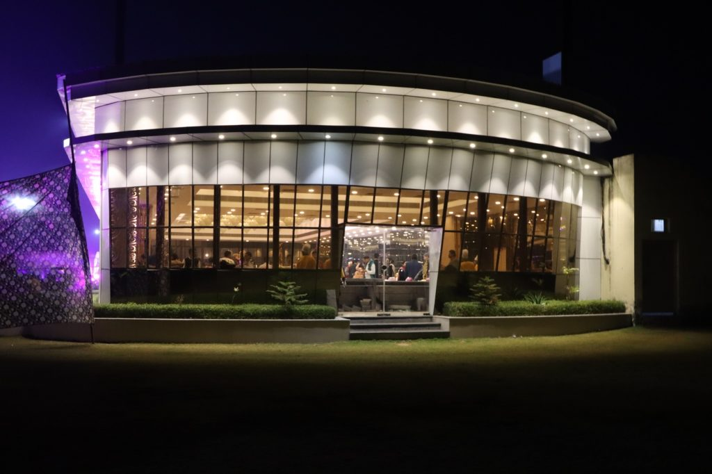 banquet hall exterior design