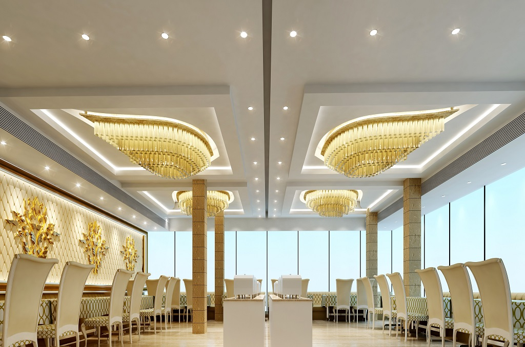 banquet hall interior design