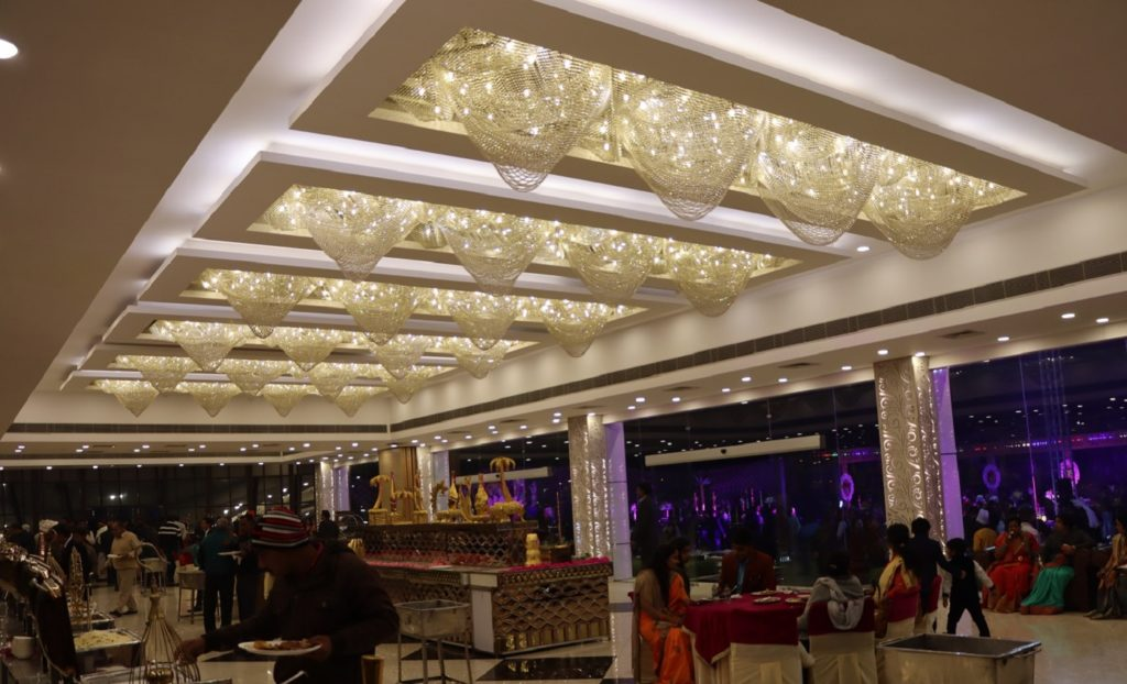 modern banquet hall interior design
